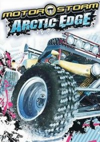 Обложка MotorStorm: Arctic Edge