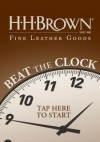 Обложка H.H. Brown Beat The Clock