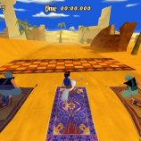Скриншот Aladdin Magic Carpet Racing