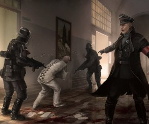E3 трейлер Wolfenstein: The New Order