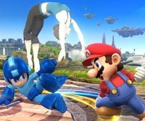 Super Smash Bros. подерется на Wii U в декабре