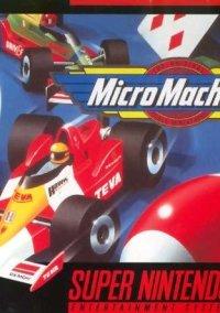 Обложка Micro Machines