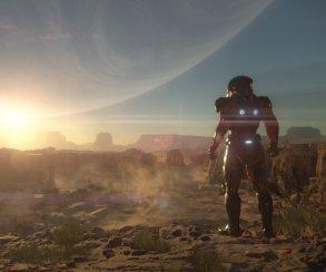 Мынеувидим открытого мира вMass Effect: Andromeda
