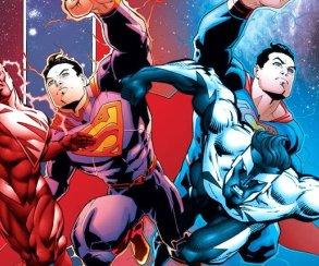 В марте во вселенной DC станет больше Суперменов