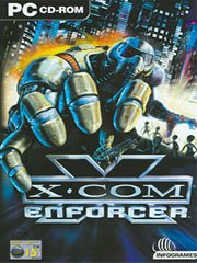 Обложка X-COM Enforcer