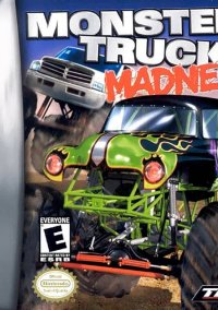 Обложка Monster Truck Madness