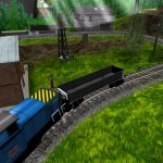 Скриншот Rail Runner 3D – Изображение 11