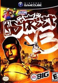 Обложка NBA Street V3