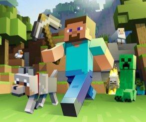 Minecraft учит подрастающее поколение программировать