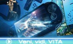 PS Vita. Видеоинтервью