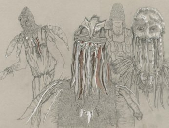 Концепт-арты «Викинга» навевают ужас