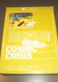 Обложка Cosmic Crisis