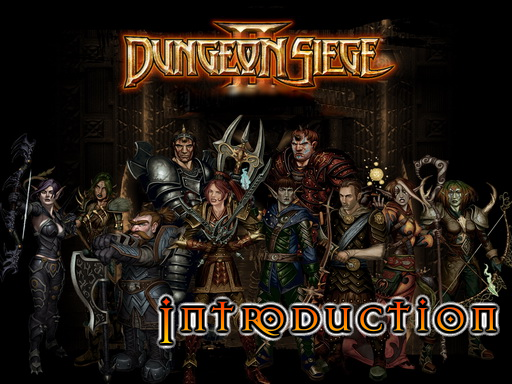 Dungeon Siege 2 Introduction