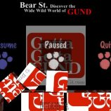 Скриншот Bear St. Tumbler Puzzle