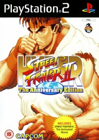 Hyper Street Fighter II: The Anniversary Edition – фото обложки игры