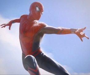 Человек-паук против «Мстителей» вконцепт-арте «Возвращения домой»