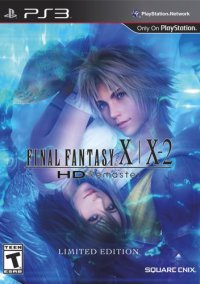 Обложка Final Fantasy X/X-2 HD Remaster Limited Edition