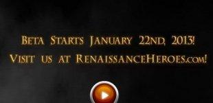 Renaissance Heroes. Видео #8