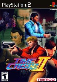 Обложка Time Crisis II