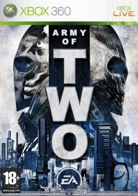 Обложка Army of Two