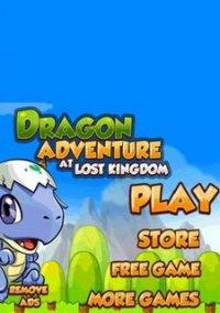 Обложка Dragon Adventure at Lost Kingdom by Games For Girls, LLC
