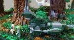 Фанат Star Wars построил собственную деревню эвоков. - Изображение 5