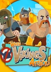 Обложка When Vikings Attack