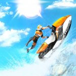 Скриншот Aqua Moto Racing 3D – Изображение 1