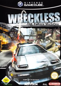 Обложка Wreckless The Yakuza Missions