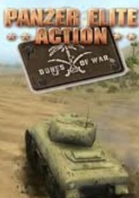 Обложка Panzer Elite Action: Dunes of War