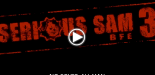 Serious Sam 3: BFE. Видео #1