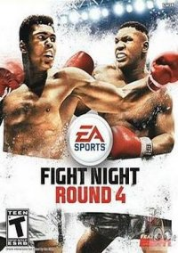 Обложка Fight Night Round 4