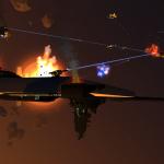 Скриншот Enemy Starfighter – Изображение 1