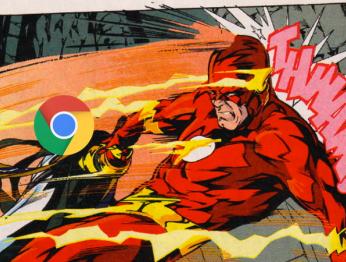 В новой версии Google Chrome почти избавились от Adobe Flash