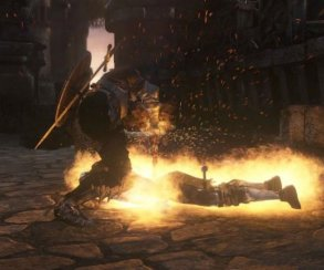 Тайны Dark Souls 3: вырезанная из игры анимация жертвоприношений