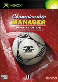 Обложка Championship Manager Season 01/02