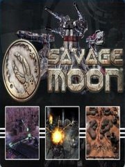 Обложка Savage Moon