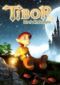 Обложка Tibor: Tale of a Kind Vampire