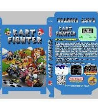 Обложка Kart Fighter