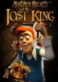 Обложка Mortimer Beckett and the Lost King