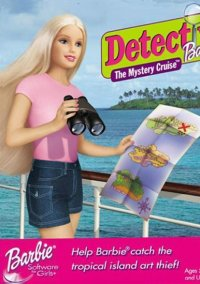 Обложка Detective Barbie: The Mystery Cruise