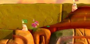Worms Battlegrounds. Видео #1
