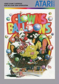 Обложка Clowns and Balloons