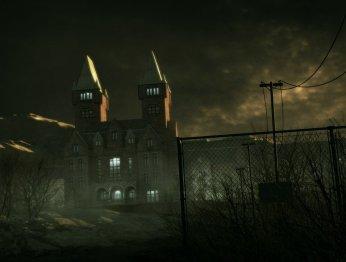 Outlast: Неизведанное в темноте
