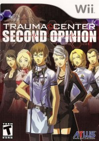 Обложка Trauma Center: Second Opinion