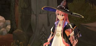 Atelier Escha & Logy: Alchemists of the Dusk Sky. Видео #1