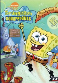 SpongeBob SquarePants: SuperSponge – фото обложки игры