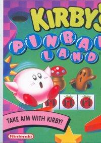 Обложка Kirby's Pinball Land