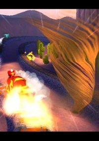 Turbo Trainz – фото обложки игры