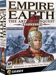 Обложка Empire Earth: The Art of Conquest